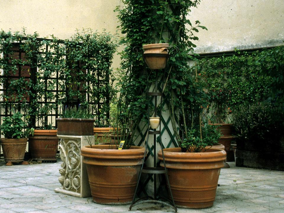 terrazzo a milano