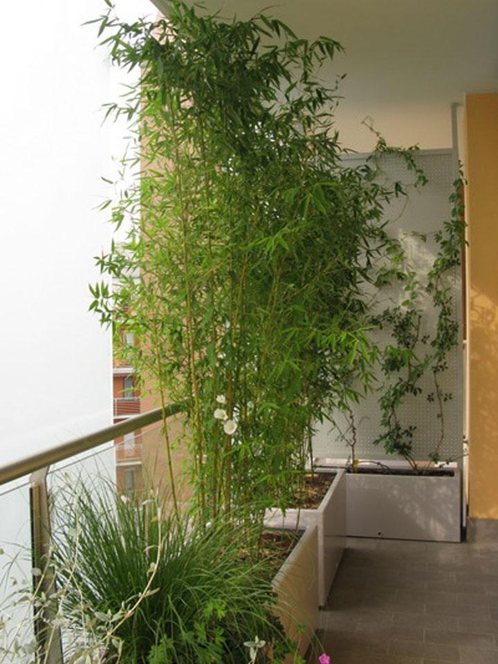 2.2012, terrazzo-balcone a milano
