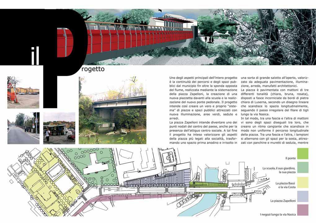 2.2004, riqualificazione centro storico, castenaso (bo)