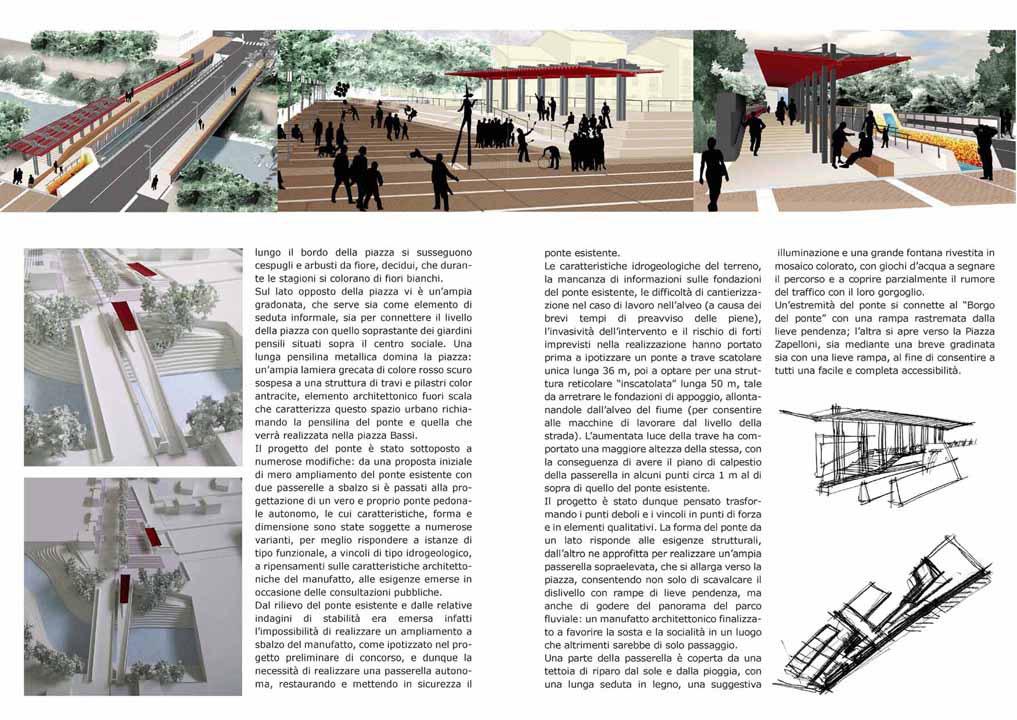 3.2004, riqualificazione centro storico, castenaso (bo)